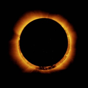 solar eclipse ring of fire on may 20th, 2012